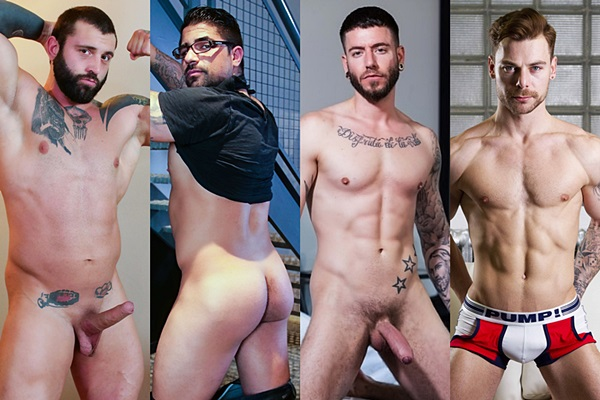Masqulin - a brand new bareback gay porn site featuring masculine, muscular men having passionate gay hardcore sex, starring Igor Romani, Markus Kage, Ryan Bones and more