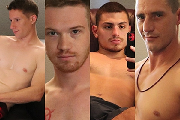 Aiden Asher, Andrew Powers, Brian Adams, Cade Rivers, Charlie Coxx, Colin LustXXX, Dacotah Red, David Webb, Gothsexxx, Jack Bailey, Jake Mitchells, Johnny Hunter, Kyle Connors, Leo Silva, Ryan Evans in The Model List Part 06 at Sketchysex